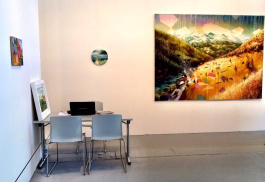 Lo-stand-della-galleria-Atlantica-di-Vicenza